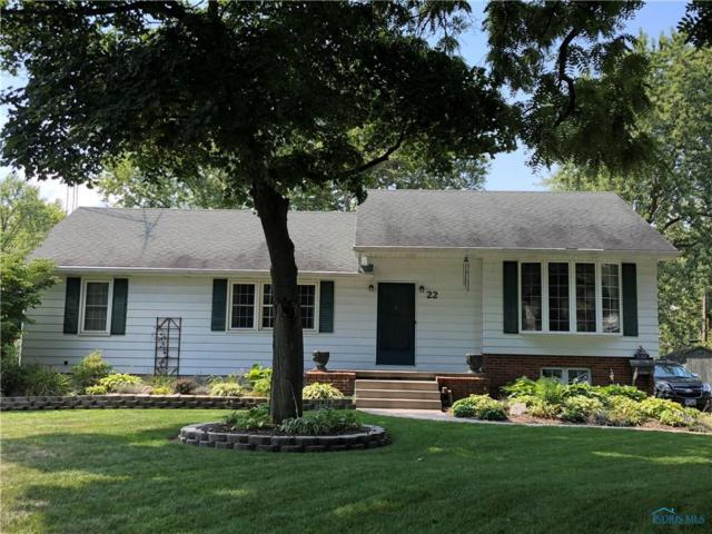 22 S 5th, Waterville, OH 43566 (MLS #6029452) :: Office of Ivan Smith