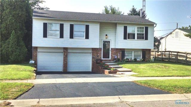 155 Dillrose, Northwood, OH 43619 (MLS #6029486) :: Key Realty