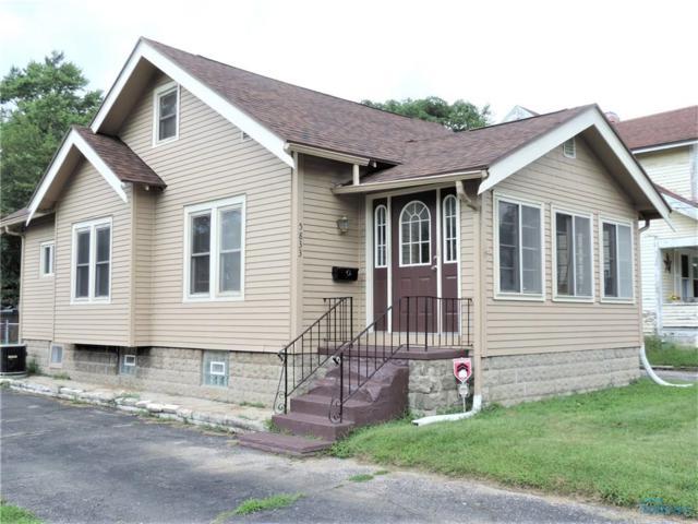 5833 Georgedale, Toledo, OH 43613 (MLS #6029519) :: Key Realty