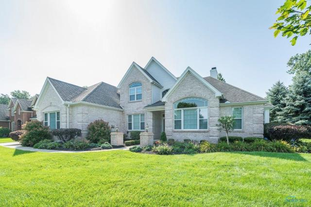 7137 Deer Hollow, Maumee, OH 43537 (MLS #6029541) :: Key Realty