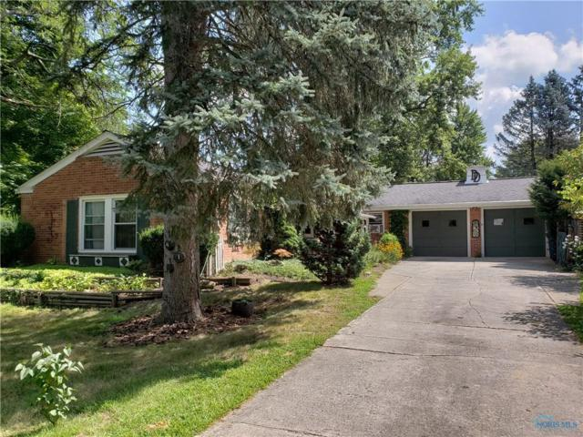 411 Knollwood, Bowling Green, OH 43402 (MLS #6029553) :: RE/MAX Masters