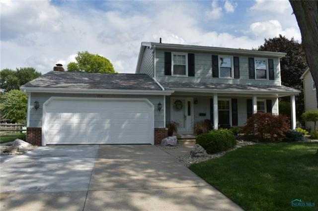 1316 Winghaven, Maumee, OH 43537 (MLS #6029565) :: Office of Ivan Smith
