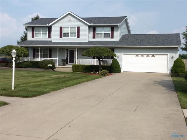 806 Greenview, Delta, OH 43515 (MLS #6029643) :: Key Realty