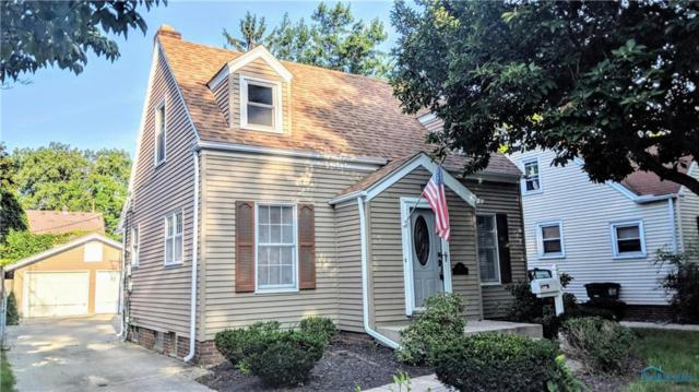 3831 Doty, Toledo, OH 43613 (MLS #6030153) :: Office of Ivan Smith