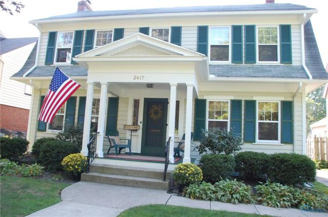 2417 Pemberton, Toledo, OH 43606 (MLS #6030157) :: Key Realty