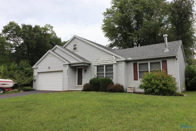 5854 Sugar Hill, Sylvania, OH 43560 (MLS #6030206) :: Key Realty
