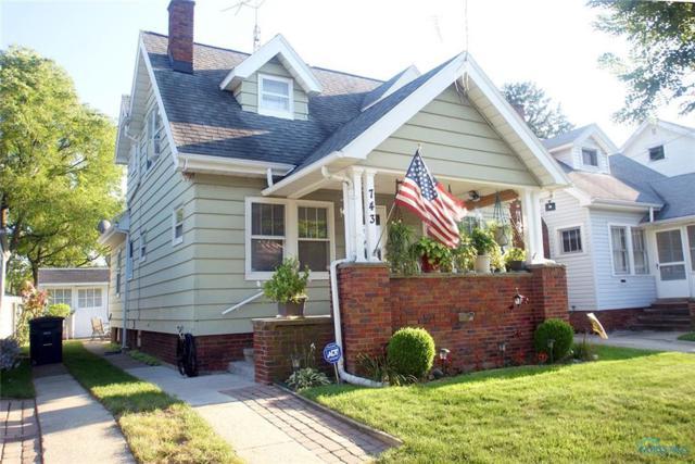 743 Kipling, Toledo, OH 43612 (MLS #6030259) :: Key Realty