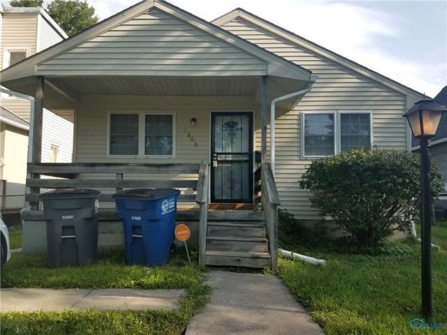 1604 Milburn, Toledo, OH 43606 (MLS #6030382) :: Key Realty