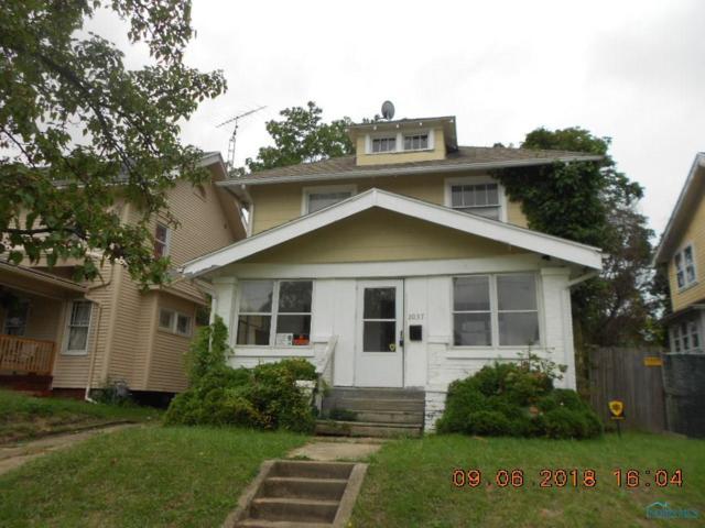 2037 Joffre, Toledo, OH 43607 (MLS #6030507) :: Office of Ivan Smith
