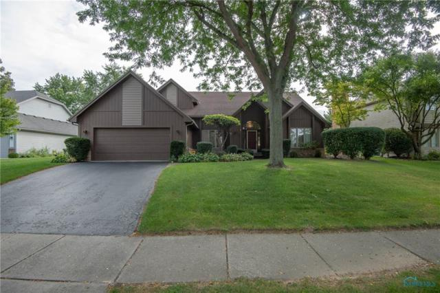5060 Olde Mill, Sylvania, OH 43560 (MLS #6030601) :: Key Realty