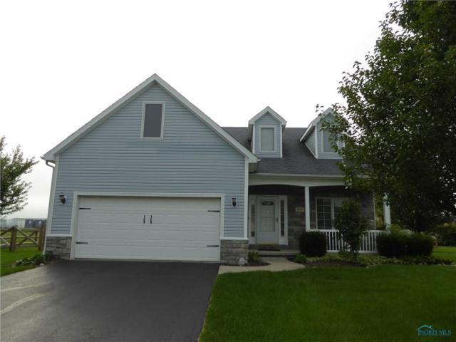1667 Horseshoe Bend, Perrysburg, OH 43551 (MLS #6030732) :: Office of Ivan Smith