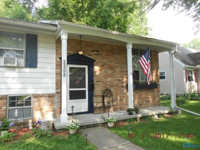 2258 Rose Hill, Toledo, OH 43615 (MLS #6030788) :: RE/MAX Masters