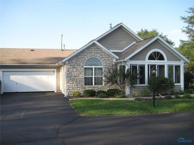 2251 Whispering Pines, Toledo, OH 43617 (MLS #6030851) :: Key Realty