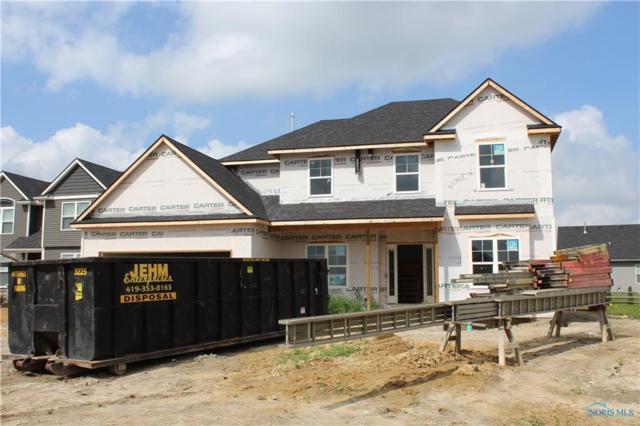9808 Coopers Hawk, Sylvania, OH 43560 (MLS #6030884) :: Key Realty