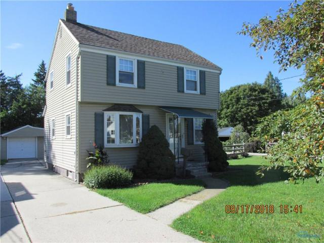 223 Hannum, Rossford, OH 43460 (MLS #6030942) :: RE/MAX Masters