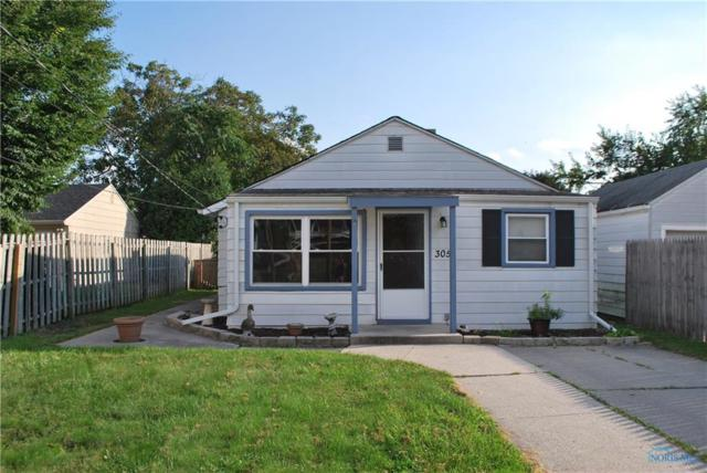305 Vernis, Rossford, OH 43460 (MLS #6030979) :: RE/MAX Masters