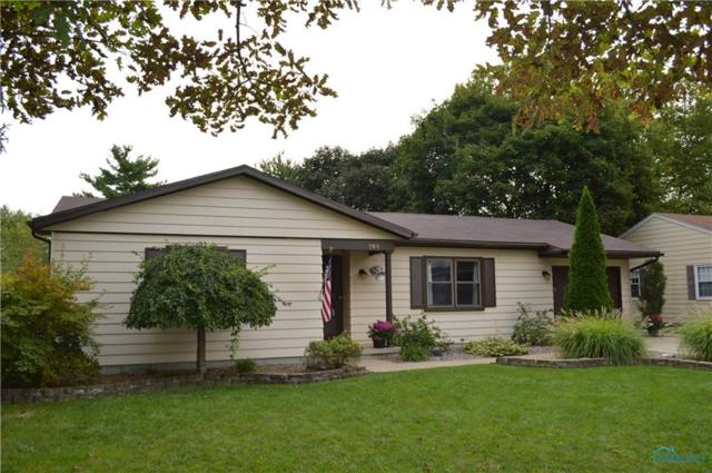706 N Wintergarden, Bowling Green, OH 43402 (MLS #6031035) :: RE/MAX Masters