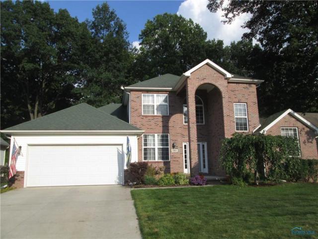 5864 Sylvan Ridge, Toledo, OH 43623 (MLS #6031049) :: Key Realty
