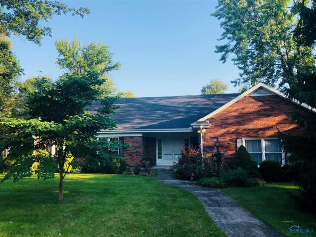 23539 W Manor, Genoa, OH 43430 (MLS #6031102) :: Key Realty