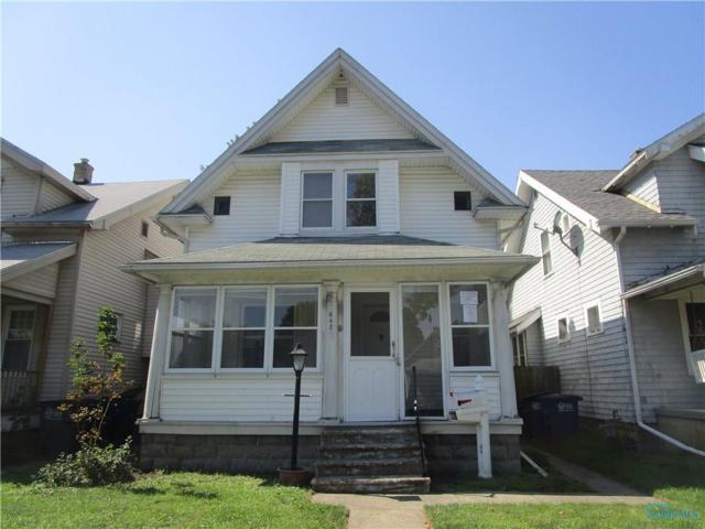 642 Willard, Toledo, OH 43605 (MLS #6031140) :: Office of Ivan Smith