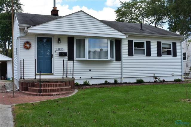 1123 Richland, Maumee, OH 43537 (MLS #6031173) :: Key Realty
