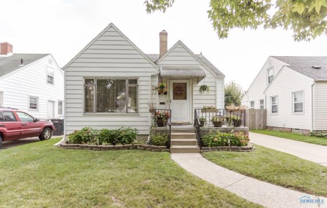 827 Cloverdale, Toledo, OH 43612 (MLS #6031244) :: RE/MAX Masters