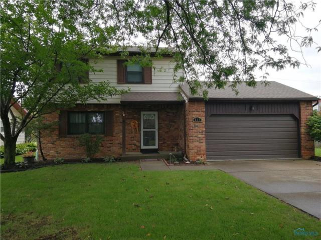 507 Indian Ridge, Rossford, OH 43460 (MLS #6031270) :: Key Realty
