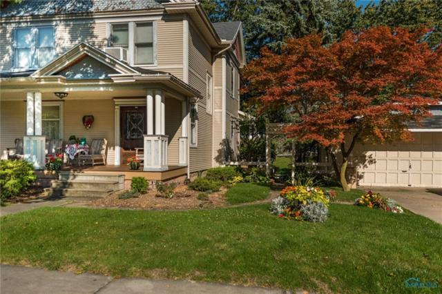 355 E Front, Pemberville, OH 43450 (MLS #6031324) :: RE/MAX Masters
