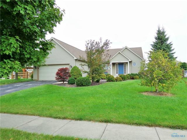 3196 Steeple Chase, Perrysburg, OH 43551 (MLS #6031360) :: Key Realty