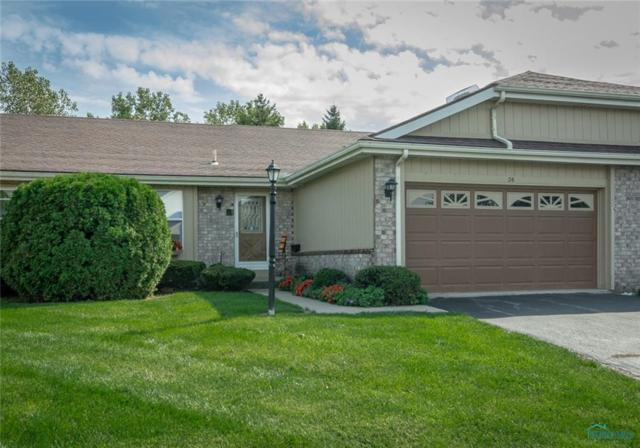 26 Homestead #26, Maumee, OH 43537 (MLS #6031494) :: Key Realty