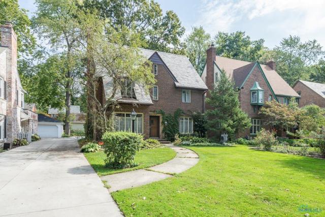 2542 Meadowwood, Toledo, OH 43606 (MLS #6031636) :: Key Realty
