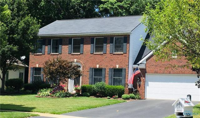 7624 Hickory Grove, Sylvania, OH 43560 (MLS #6031980) :: Office of Ivan Smith