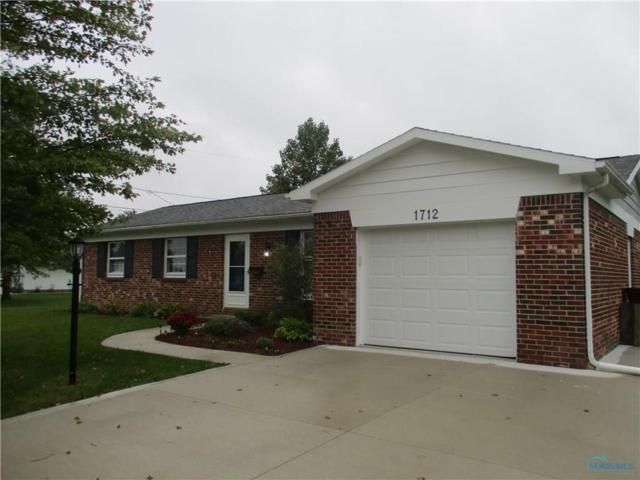 1712 Crestwood, Defiance, OH 43512 (MLS #6032080) :: Key Realty