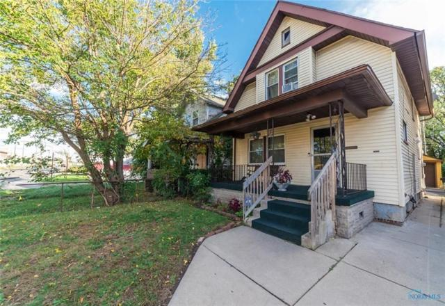 1659 W Bancroft, Toledo, OH 43606 (MLS #6032195) :: Key Realty