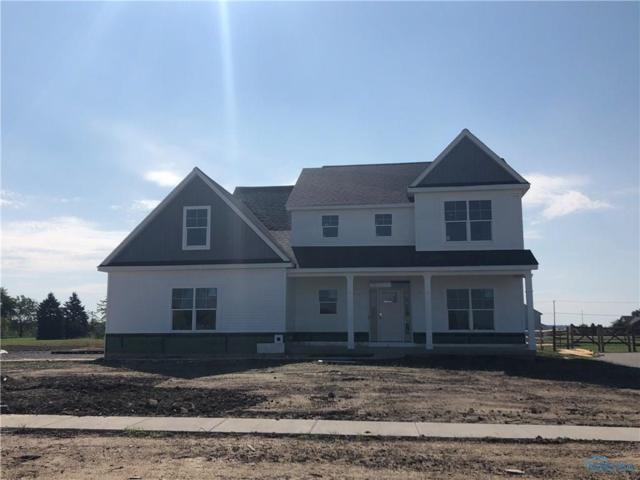 8461 Glen Creek, Waterville, OH 43566 (MLS #6032359) :: Key Realty