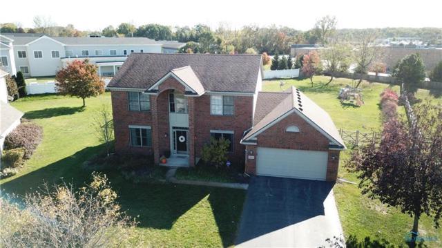 7617 Sylvan Oaks, Sylvania, OH 43560 (MLS #6032478) :: Key Realty