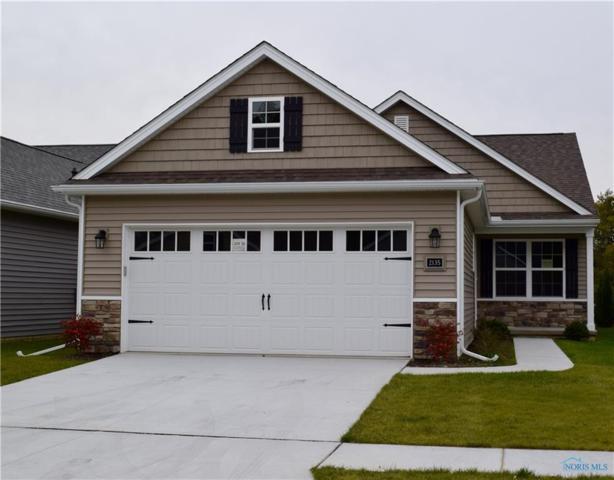 2135 Fieldbrook, Toledo, OH 43615 (MLS #6032600) :: Key Realty