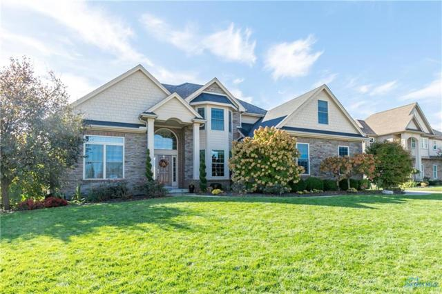 7459 Hickory Valley, Maumee, OH 43537 (MLS #6032642) :: Key Realty
