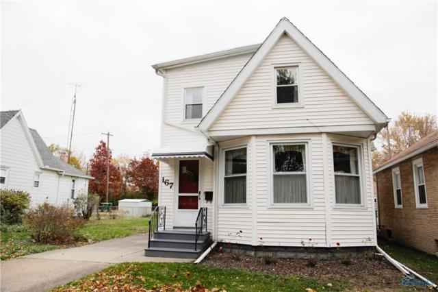 167 Elm, Rossford, OH 43460 (MLS #6033036) :: RE/MAX Masters