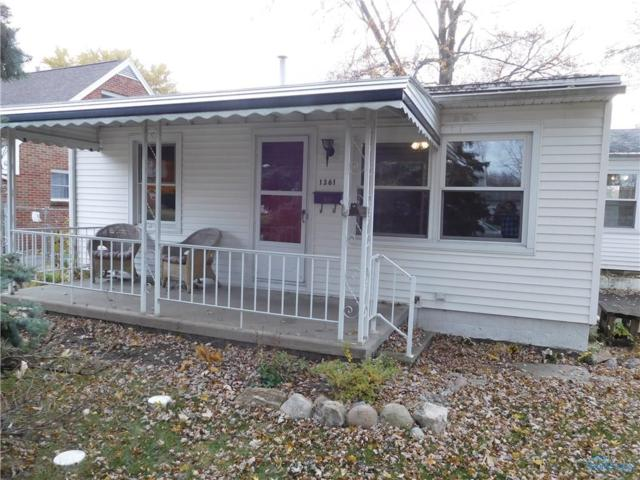 1361 Hugo, Maumee, OH 43537 (MLS #6033109) :: RE/MAX Masters