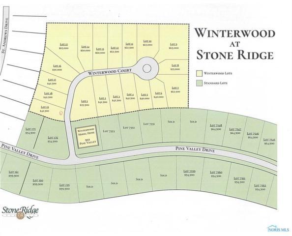 0 Winterwood Ct. Lot 1, Bowling Green, OH 43402 (MLS #6033280) :: RE/MAX Masters
