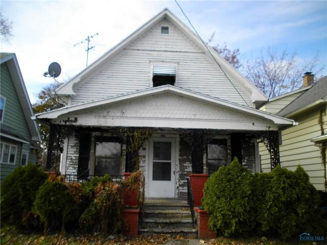 406 Danberry, Toledo, OH 43609 (MLS #6033345) :: Key Realty