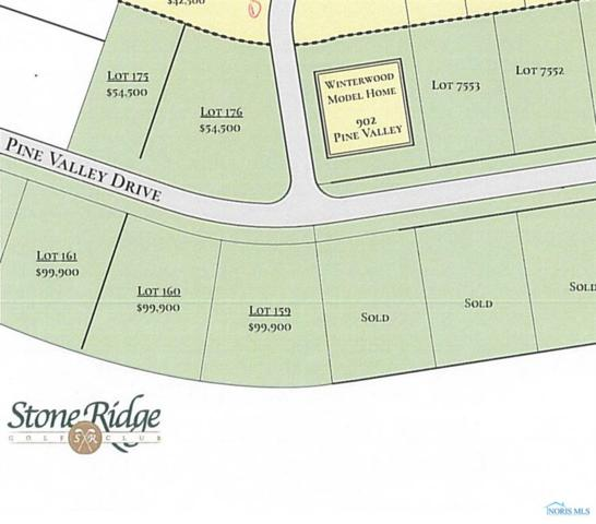 0 Pine Valley Dr. Lot 161, Bowling Green, OH 43402 (MLS #6033402) :: RE/MAX Masters