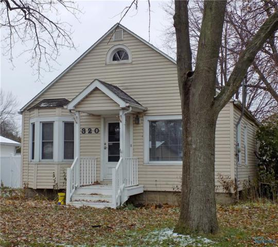 320 Clinton, Maumee, OH 43537 (MLS #6033418) :: RE/MAX Masters
