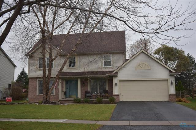 1016 Hunter's, Perrysburg, OH 43551 (MLS #6033487) :: Key Realty