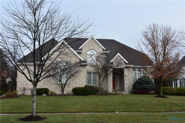 7936 Clover Creek, Maumee, OH 43537 (MLS #6033854) :: Key Realty