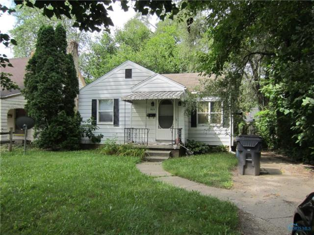 909 Cuthbert, Toledo, OH 43607 (MLS #6033882) :: Key Realty