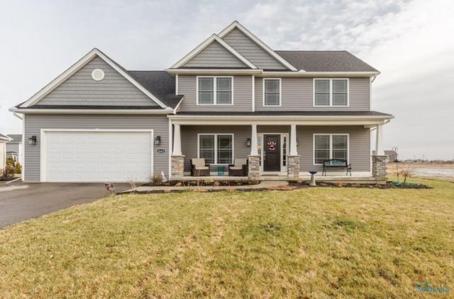 2643 Cross Ridge, Perrysburg, OH 43551 (MLS #6034065) :: Key Realty