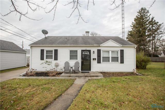 1101 Shelly, Maumee, OH 43537 (MLS #6034361) :: Key Realty