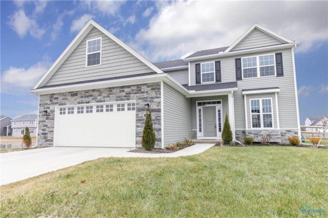 2640 Cross Ridge, Perrysburg, OH 43551 (MLS #6034393) :: RE/MAX Masters